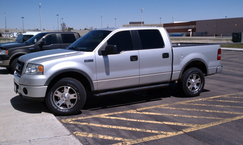 2006 4x4 Ford F150