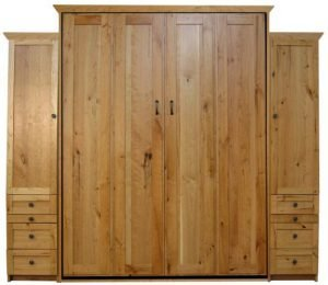 Bedroom Furniture in Wyoming - Remington Murphy Bed