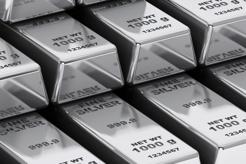 Silver Bars First Fidelity Reserve