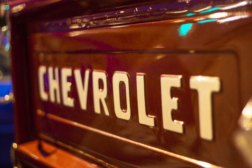 Chevrolet tailgate