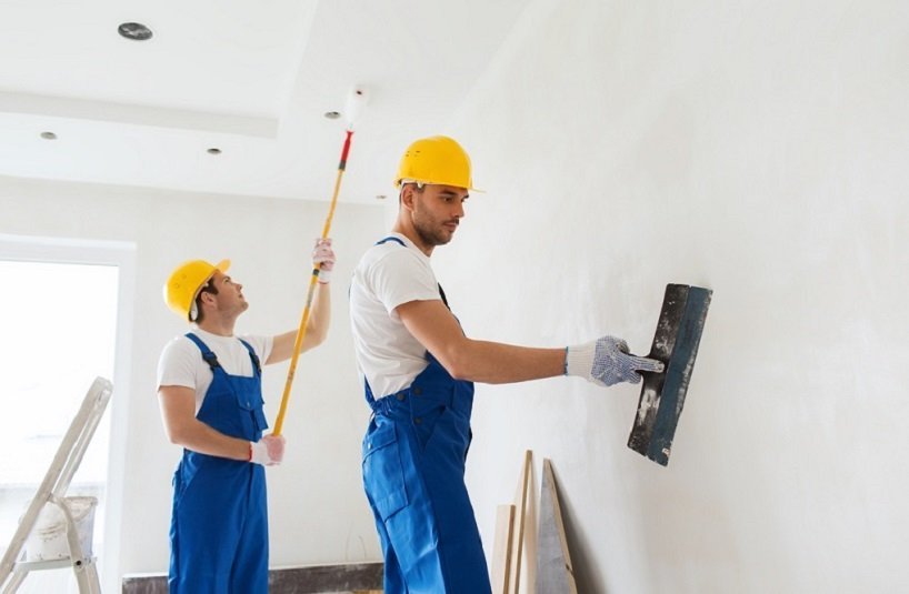 Plastering-Drywall-Service