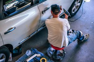 professional vehicle restoration