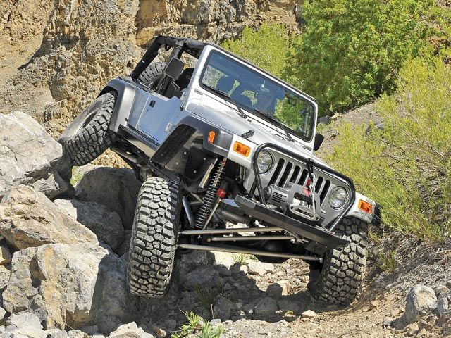 St. George off-road parts - Jeep off-roading