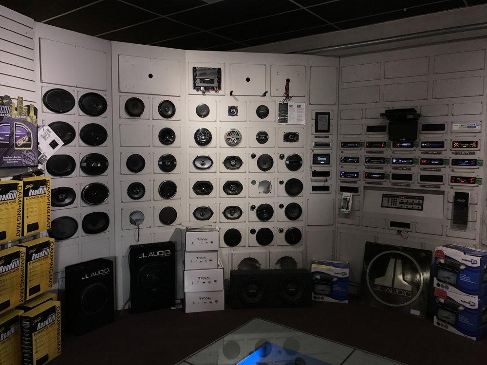 Southeast Idaho Side-X-Side Audio Installation