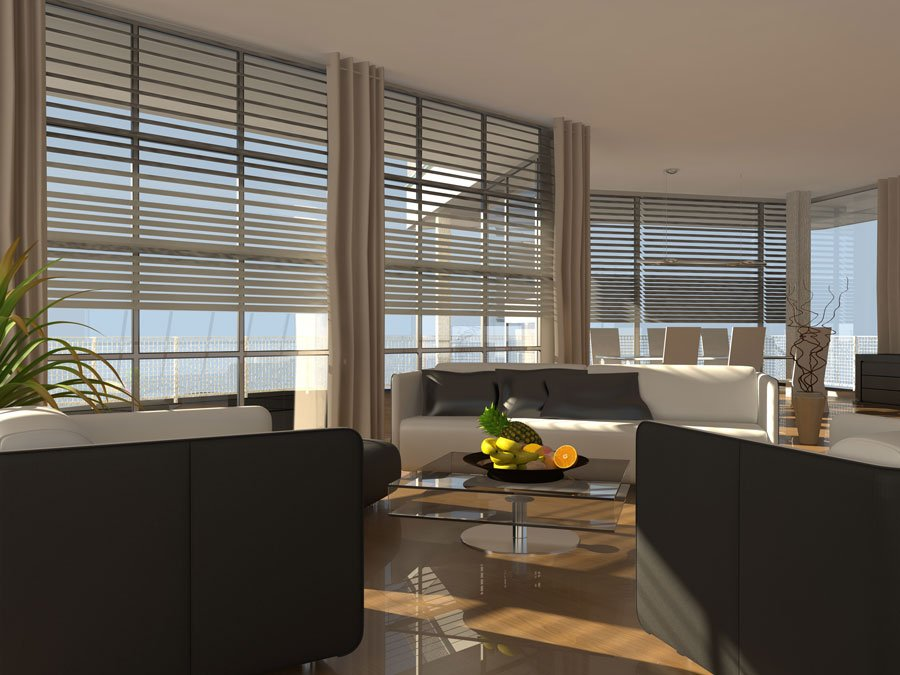 How To Choose The Right Window Coverings