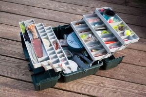 fish tackle box