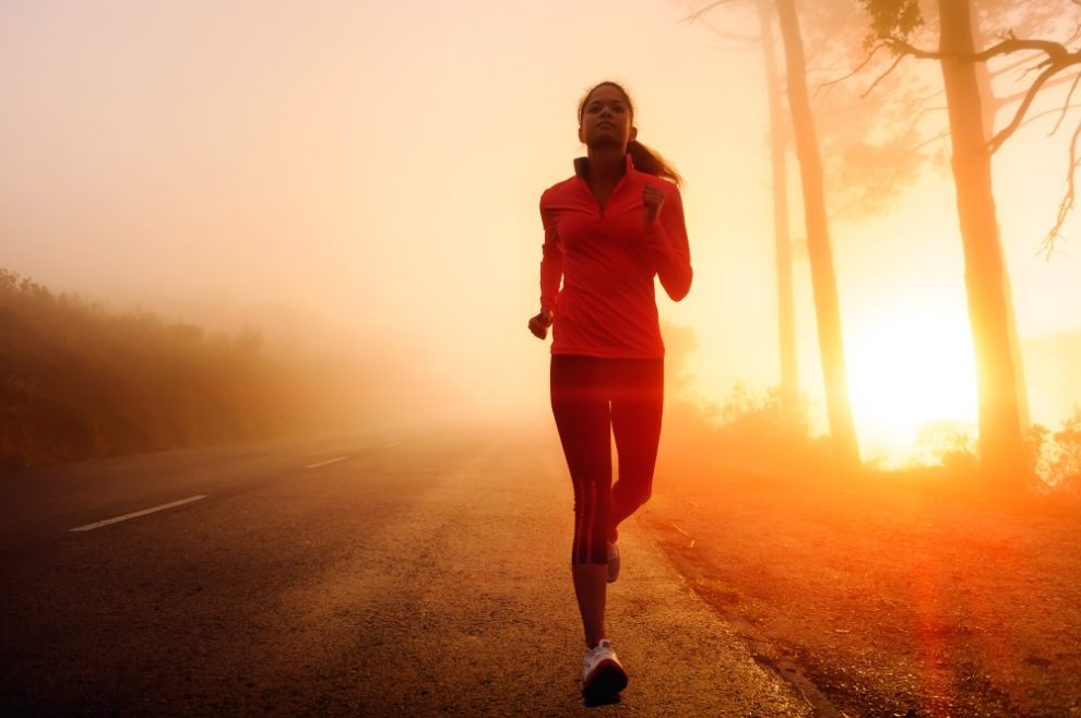 Running Lady - Why Runners Should Start Taking CBD
