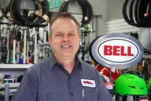 Mark Mclaughlin - Bicycles Unlimited owner