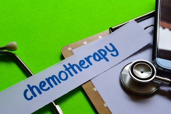 chemotherapy sign