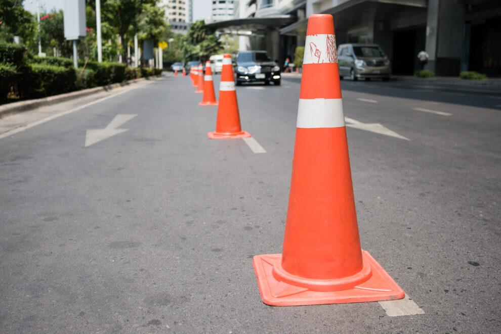 Traffic Control Equipment Rental
